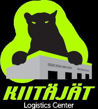 Kiitäjät Logistics Center logo